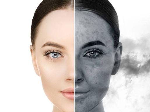 Как замърсяването на околната среда уврежда кожата ви