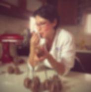 Irina- pasty chef and caterer