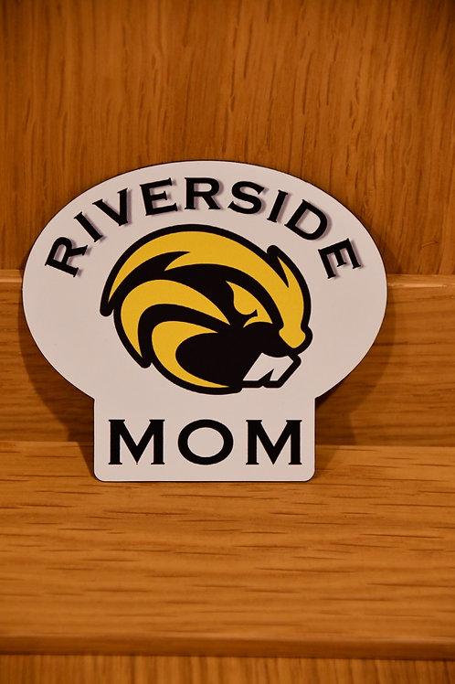 Riverside Mom Magnet