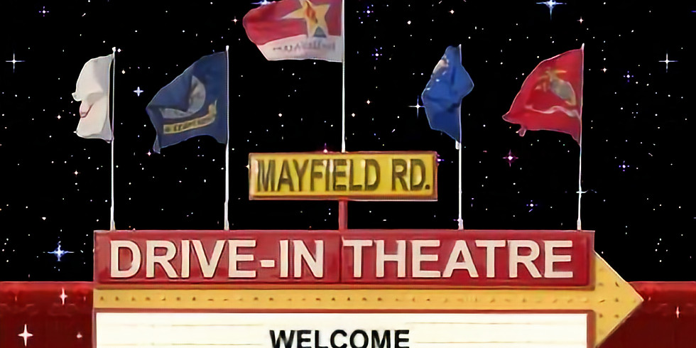 Mayfield Drive In Movie Night for Parkside Families