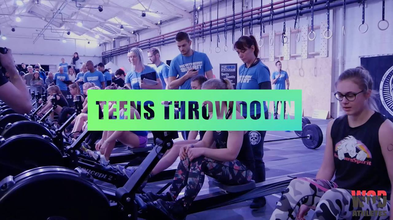 Teens Throwdown 2018