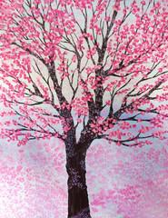 Spring tree SOLD