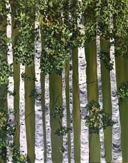 Green Birches SOLD