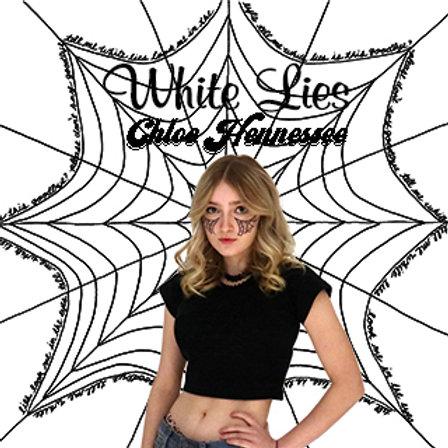 Chloe Hennessee Autographed Album Art