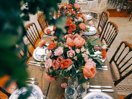 Tendências Outono 2019 para o seu Casamento/ 2019 Fall Trends for Your Wedding