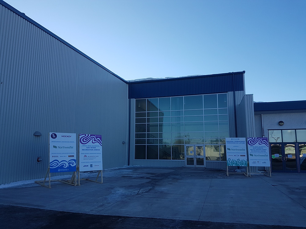 Town Of Hay River Recreation Center