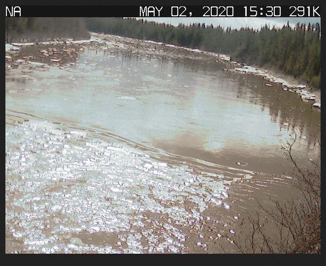 Town Of Hay River Alexandra Falls Webcam