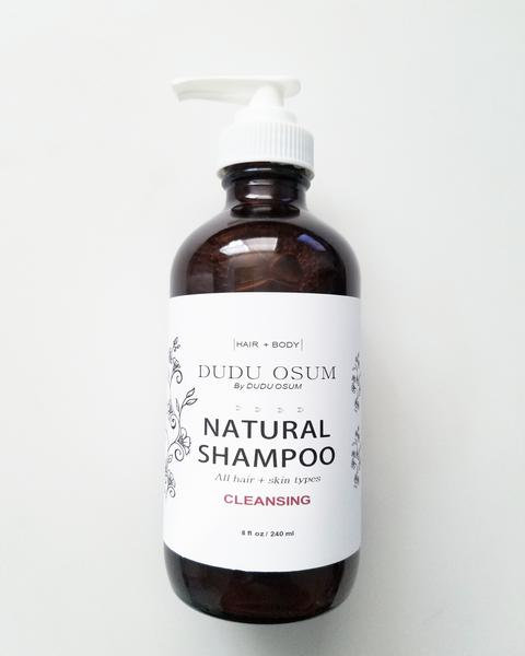 DUDU OSUM NATURAL SHAMPOO + BODY CLEANSER IN ONE