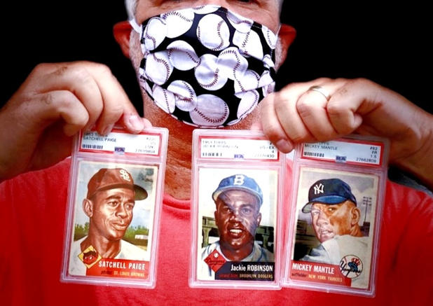 Baseball cards in the time of COVID-19