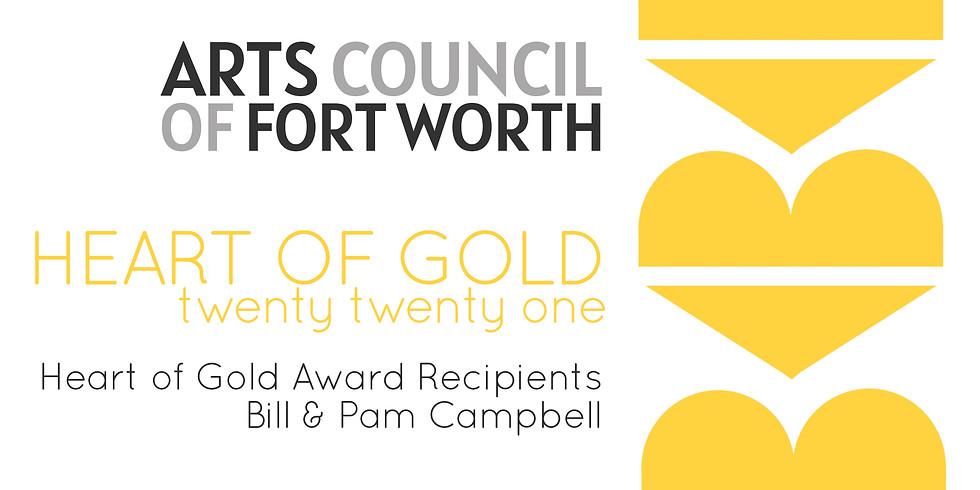 Arts Council's Heart of Gold