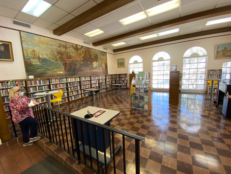 CHEERS TO 80 YEARS: COVID-19 helps cure clutter in Lake Worth Beach public library's latest chapter