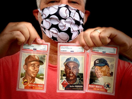BOOSTER SHOT! Juiced by pandemic, collectors 'frenzy' knocking baseball card prices out of the park