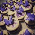 Purple butterflies caramel cookies.jpg.j