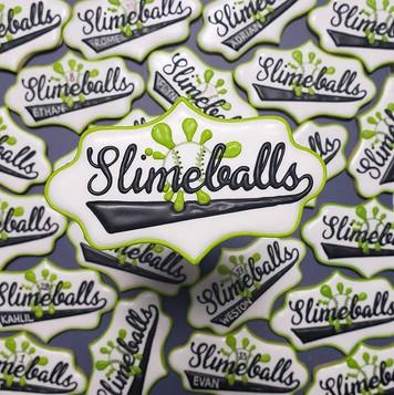 SLIMEBALLS Baseball team