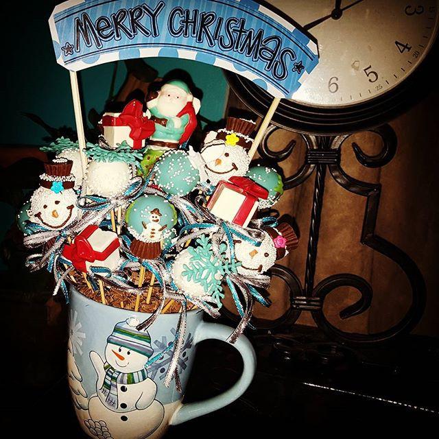Winter wonderland Christmas!