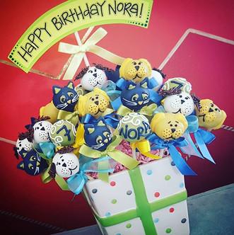 Happy Birthday Nora!!!_#cakepops #denver