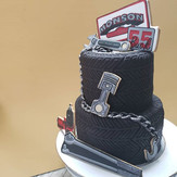 MONSON CEO's birthday cake