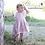 Thumbnail: Kleid Baronessa Gr. 68 - 164