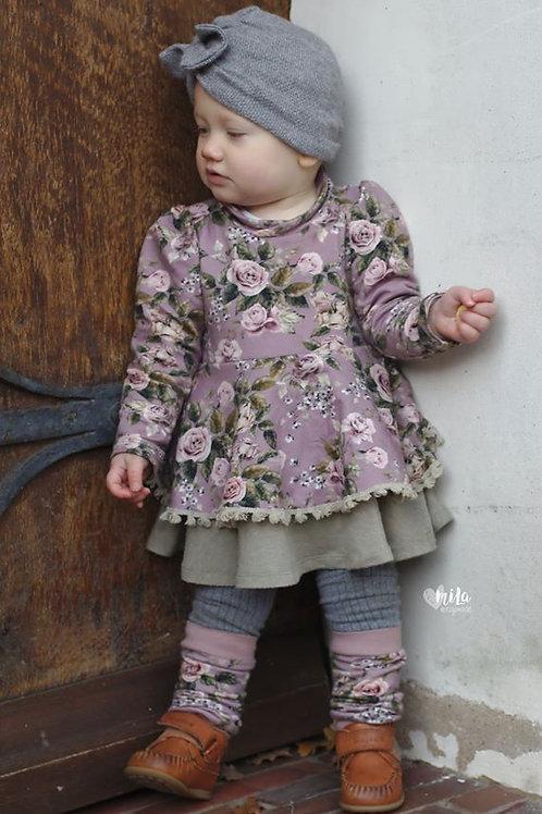 Shirt / Kleid Bambina Gr. 56 - 152
