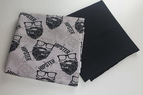 Stoffpaket Golden Hipster