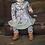 Thumbnail: Shirt / Kleid Bambina Gr. 56 - 152