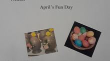 April Fun Day Today