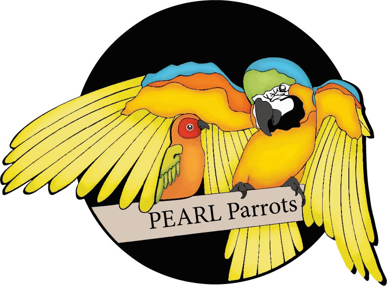 Cage Size | Pittsburgh | P E A R L  Parrot Rescue