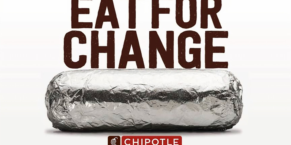 Chipotle Gives Back