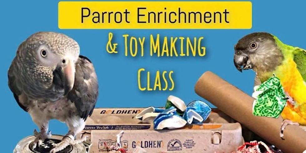 Enrichment/Toy Making Class