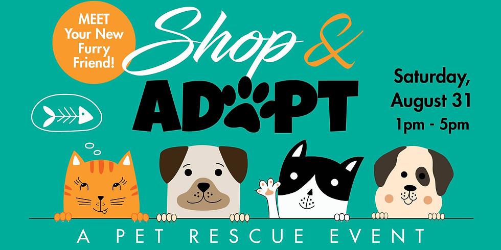 Shop & Adopt Event @ The Galleria