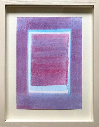 Maddie Yuille, 'Winter Morning (Purple) ' 2020