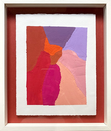 Clare Dudeney, 'Untitled (Red)' 2020