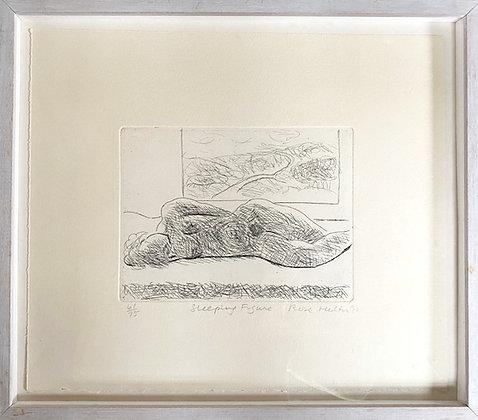 Rose Hilton, 'Sleeping Figure' 1990