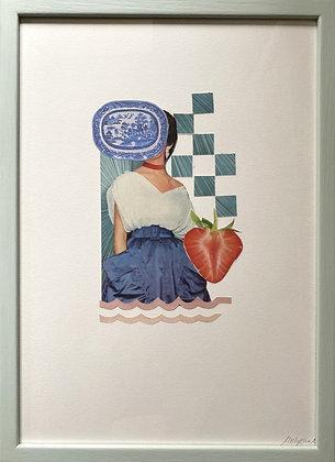 Molly Blunt, 'Strawberry Jam' 2021