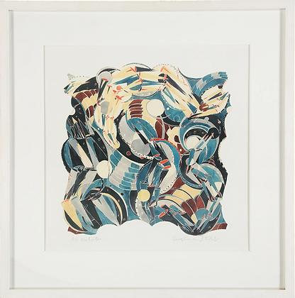 GvE&Co, 'Wurlitzer Giclée Print '1983