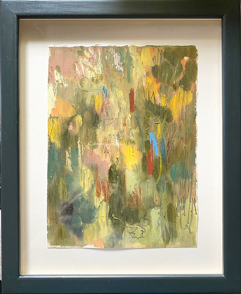 Beatrice Hasell-McCosh, 'Grasses Study II' 2019