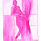 Thumbnail: Louise Benton, 'Pink Nude by Pink Curtain' 2021