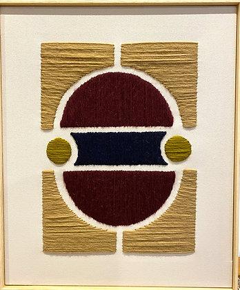 Kanica, 'Unique Piece (Medium Brown)' 2020