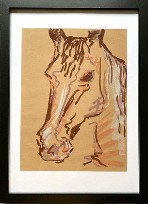 Lydia Merrett, 'Untitled (Horse)' 2020