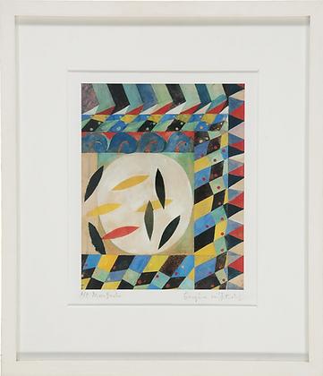 GvE&Co, 'Moonfish Giclée Print' 1977