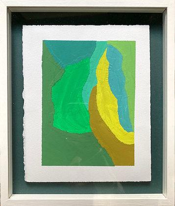 Clare Dudeney, 'Untitled (Green)' 2020