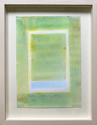 Maddie Yuille, 'Winter Morning (Green) ' 2020