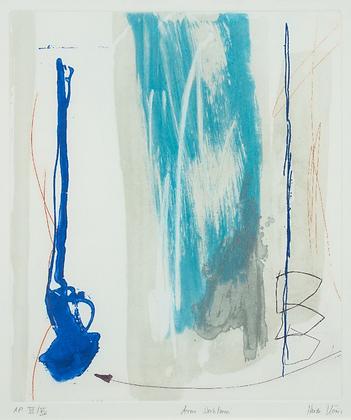 Heidi Konig, 'Ama Dablam' signed print