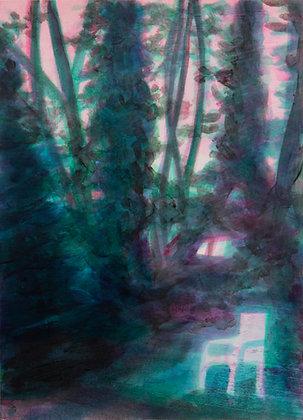 Maddie Yuille, 'Deep Garden IX' 2020