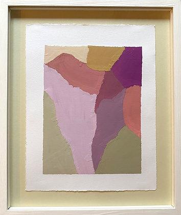 Clare Dudeney, 'Untitled (Purple)' 2020