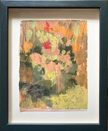 Beatrice Hasell-McCosh, 'Grasses Study I' 2019