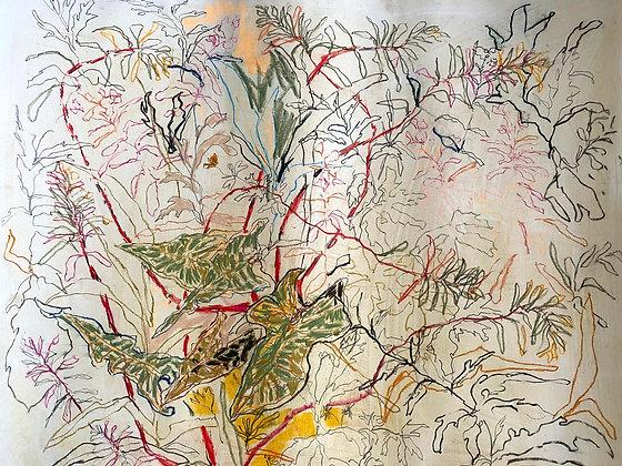 Beatrice Hasell-McCosh, 'Garden Study IV' 2020