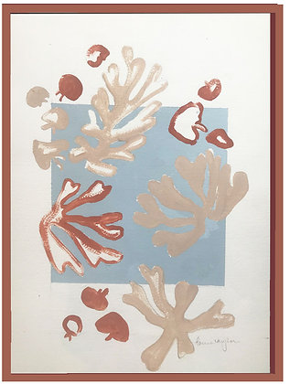 Laura Vaughan, 'Storm Coral' 2020