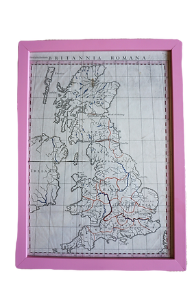 Britannia Romana Map