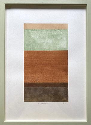 Polly Bennett, 'Soil Layers IX' 2020